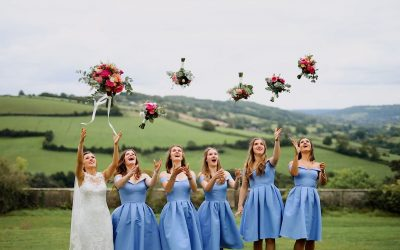 How to Prep Your Bridesmaids for Your Wedding